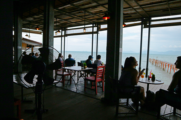 Cafe de Pier