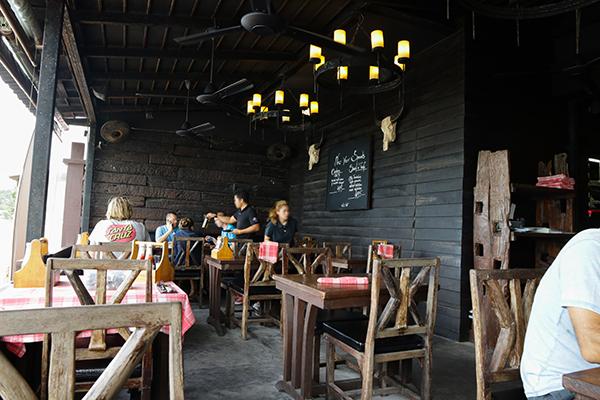 The Seaside Steak House