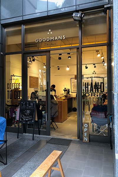 GOODMANS COFFEE