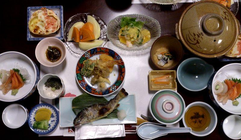 宴会お料理