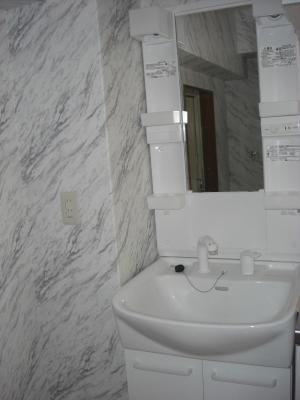 KIコーポ105独立洗面