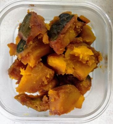 かぼちゃ 煮物 レシピ