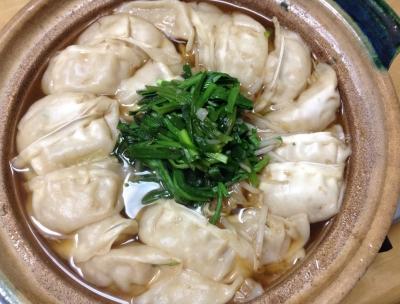 餃子鍋 レシピ
