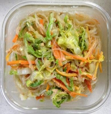 白菜 春雨 サラダ レシピ