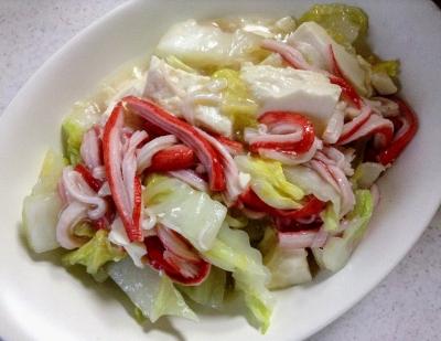 白菜 豆腐 レシピ