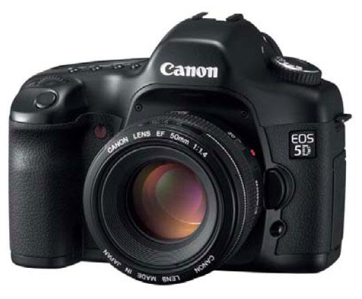 EOS 5D写真
