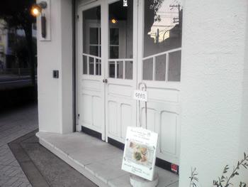 ア・テール fouet° 大阪福島カフェ フェ ナチュラル雑貨店