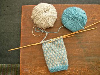 ハンドメイド 編み物
