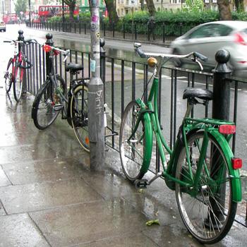 ロンドンの交通事情