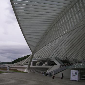 トンゲレン駅tongeren