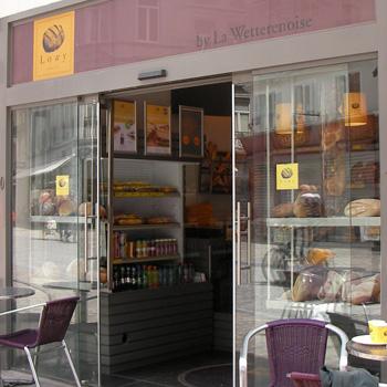 ブリュッセルのパン屋