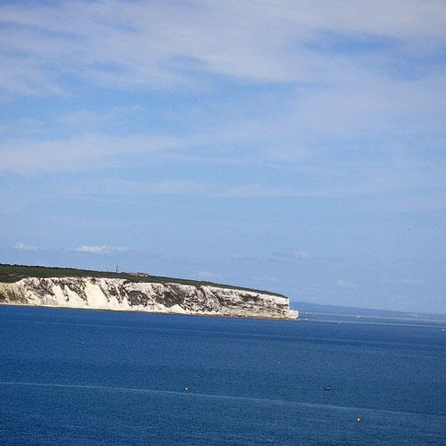 ワイト島 シャクリン