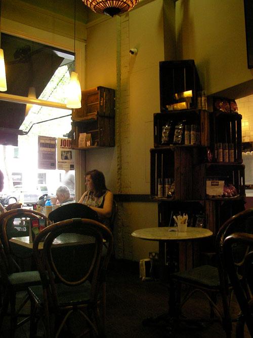 ロンドンのカフェ事情