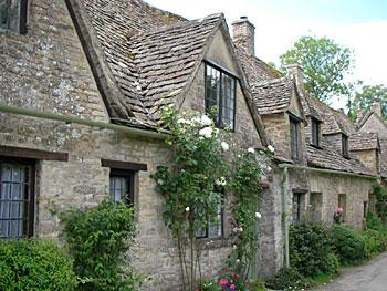 「ウィリアム・モリスが英国で最も美しい村と称賛した」