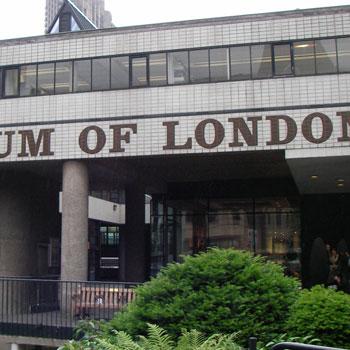 museum of london ロンドン博物館