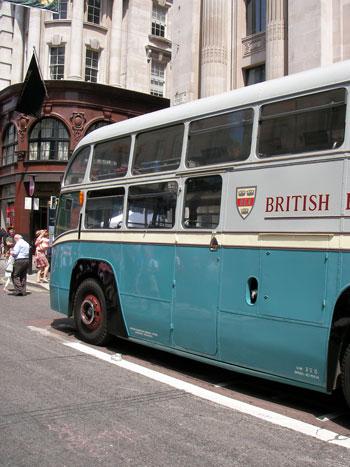 ロンドンバスイベント