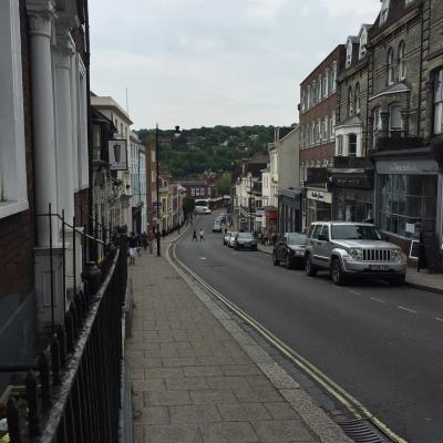 london lewes イギリスの旅 アンティークな街