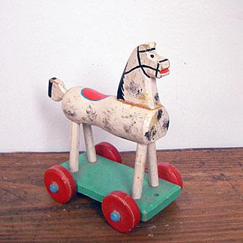 Deans Rag Book Co(ディーンズ社) stuffed dog 古い犬のぬいぐるみ