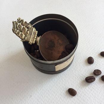 caddy tea spoon キャディスプーン