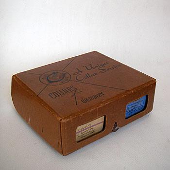 オールドボックス アンティークペーパーボックス antique paperbox