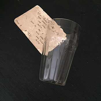 アンティークフレンチグラス antique france glass