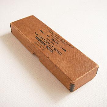 old paperbox 文具 紙箱