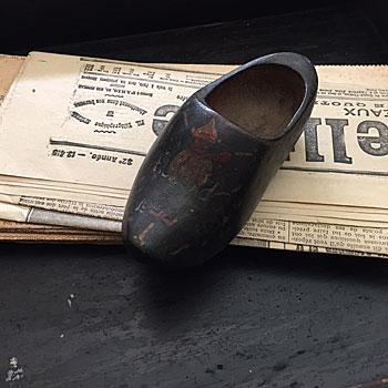 木靴 アンティーク木靴 子供用木靴