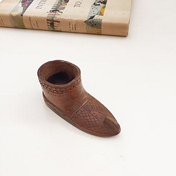 サーミ族の木靴