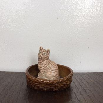 WADE社の動物 アンティーク猫の置物 wade cats