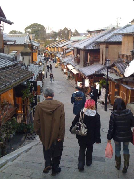 京都で癒され
