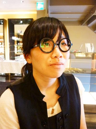 model: Kayoko Higashi item: POET - 20110806_2097229