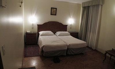 ベネチアホテル