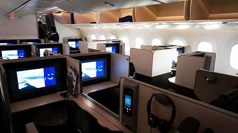 JL415便_ビジネスクラス