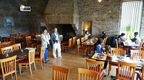 Saint Aubert_レストラン