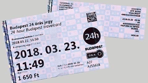 メトロ24チケット