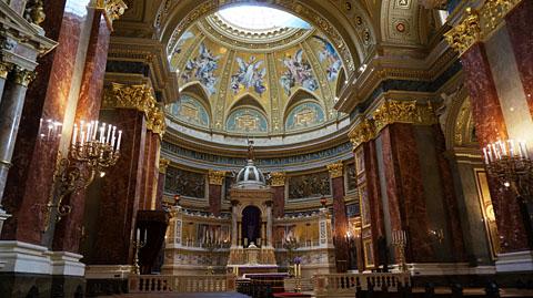 聖イシュトバーン大聖堂