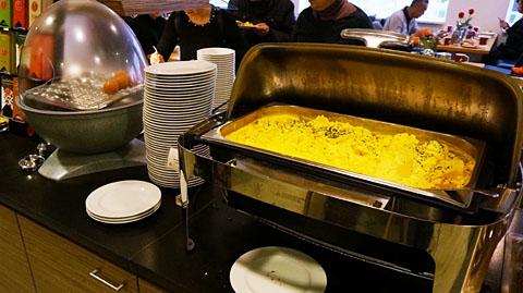 ホテル朝食