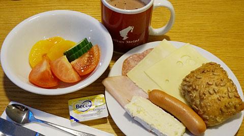SENATORの朝食
