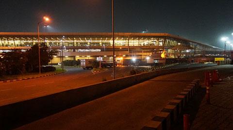 インディラ・ガンジー国際空港