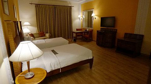 ジャイプールホテル