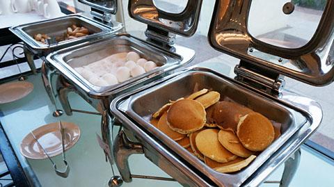 パレスホテル朝食