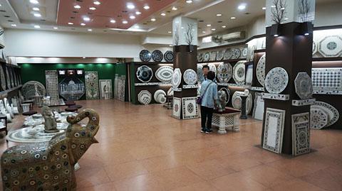 アグラ大理石店
