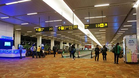 インド国際空港