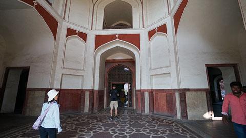 フマユーン廟