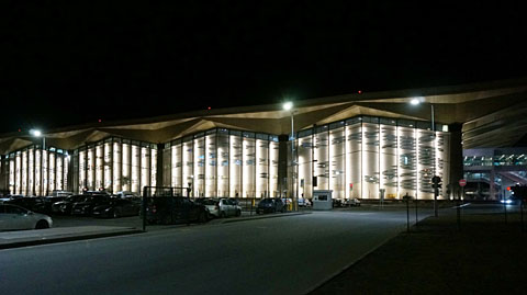 プルコヴォ空港