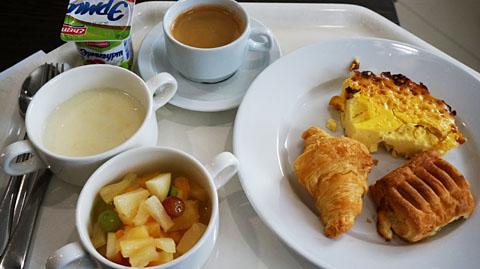 ペトロスポーツホテル朝食