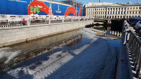 サンクト・ペテルブルク運河