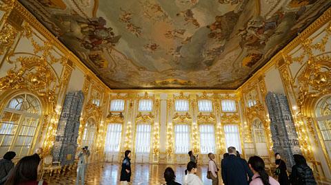 エカテリーナ宮殿