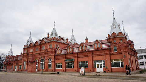 セルギエフ大修道院