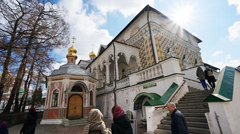 聖セルギエフ教会